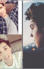 Bullies? or Lovers?(a Matthew Espinosa ,Sam Pottorff,& Andrew Lowe. fanfic) by Shawns_Mah_Bae