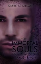 Black Shadow (The Immortal Souls: Light & Shadows #1) by Karen_Dillon