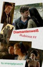 Diamantenweiß-RubinrotFF by smaragdgruen29