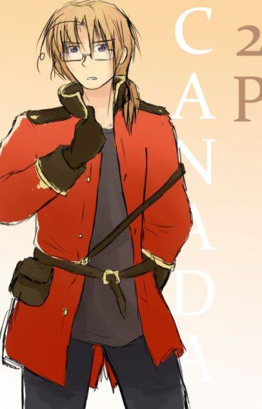 !~Shy!Reader x 2p!Canada~!