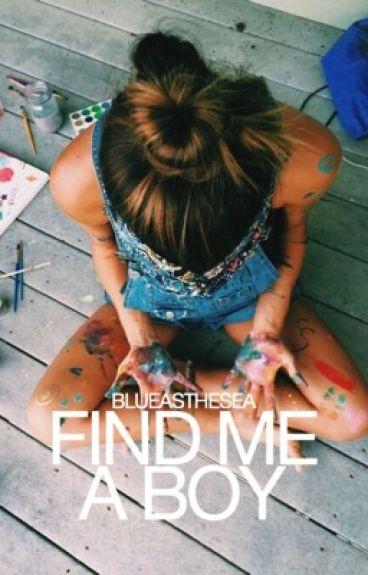 Find me a boy