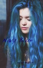 Navy Blue by Alysse-Mayllow