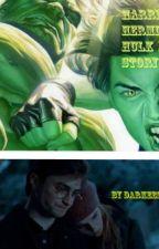 Harry and hermione's hulk love story by DarkestNight6