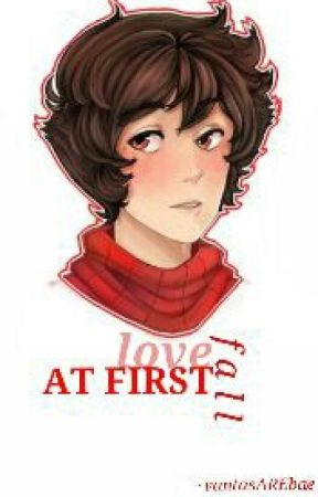 love at first fall. (kankri x reader) by vantasAREbae