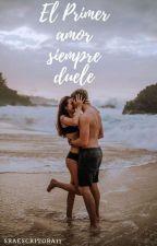EL PRIMER AMOR SIEMPRE DUELE [EDITADA] by luliii10