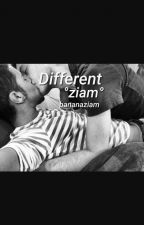 Different  Ziam/Larry by bananaziam