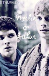 Merlin & Arthur by merthur4ever