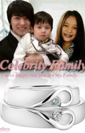 Celebrity Family by mrmrsdaydreamer77