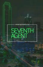 Seventh Agent (Tantei High) by -rasberi