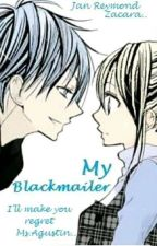[Wattpad] My Blackmailer (Completed) by DarkBlueDrake