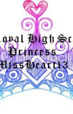 The Royal High School Princess by KristaMalia