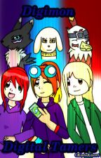 Digimon : Digital Tamers by AkashiRakurai