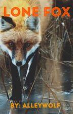 Lone Fox by AlleyWolf