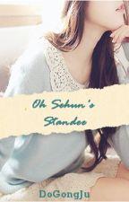 Oh Sehun's Standee by DoGongJu