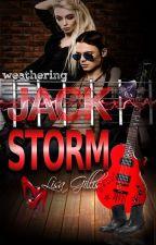 Weathering Jack Storm by LisaGillisBooks