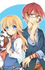 Egoistic Love Story (Harvest Moon A New Beginning Fanfiction) by Aria-Risu