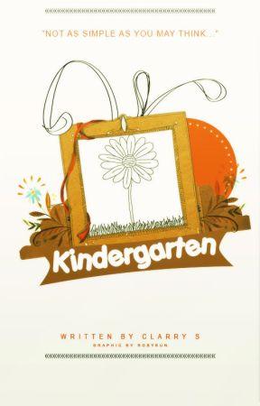 Kindergarten by clarrythecanadian