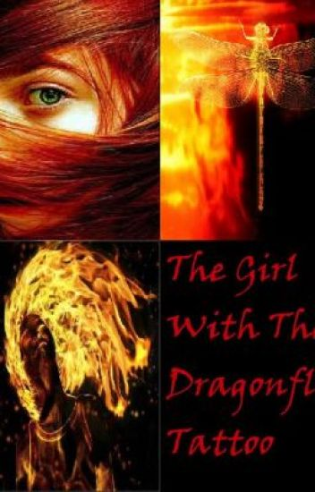 The Girl With The Dragonfly Tattoo