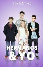 Mis Hermanos & Yo by LoverOtaku