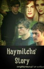 The Hunger Games ~ Haymitchs Story by sarahwrites13