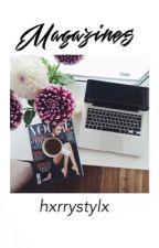 magazines / ashton irwin by hxrrystylx