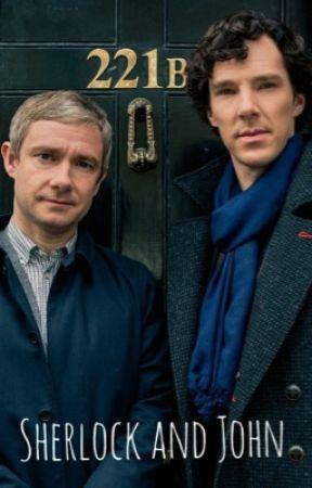 Sherlock and John by BlueIndigoRainbow