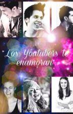Los Youtubers Te Enamoran (Elrubius y tu) (TERMINADA) by xXMartuX