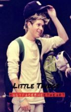 Little Things (A Ziall One Shot) by babyfacesweetheart