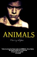 Animals ||h.s|| by -MentalxDisaster-