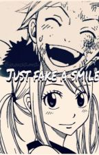 Just fake a smile ( Fairytail StingLu ) by potato_chann