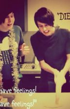 Phanfiction: Never a Day Without Dan by memetrash_