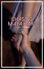 Chasing Maya hart by TwoYoungHearts
