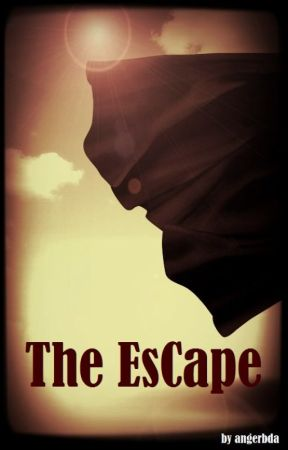 The EsCape (a #SciFriday flash fiction) by angerbda