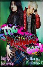 The Maldita Girl by purpleAnJEL