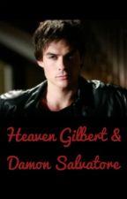 Heaven Gilbert & Damon Salvatore by hallobruder