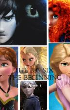 The Big Six - The Beginning (Book 1) by Winter_Hofferson14