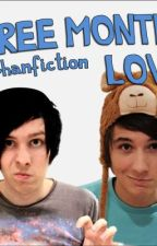 Three Months Love (A Phanfiction) by ArranArmitage
