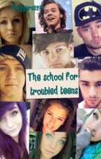 The school for troubled teens| larry Stylinson / ziam mayne au by Meggers324