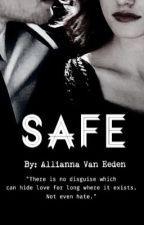 Safe. [klayley human a.u] by kidgarbage