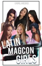 Latin Magcon Girls by gabrielaricorod