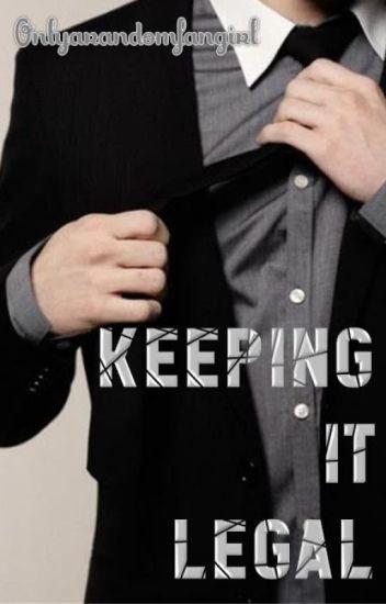 Keeping It Legal - Troyler AU
