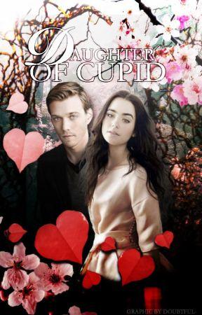 Daughter of Cupid (Luke Castellan fan fic) by Alycat1901