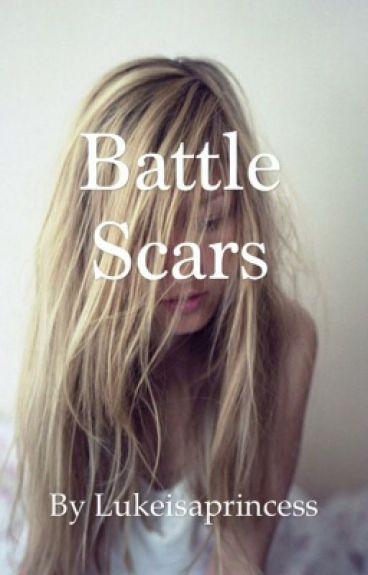 Battle scars l.h