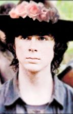 Without you I'm nothing - Carl Grimes x reader by s-h-i-k-a