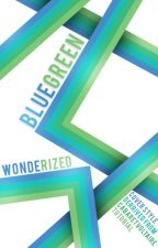 Blue Green by wonderized
