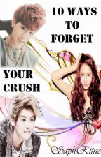 10 WAYS TO FORGET YOUR CRUSH (one-shot, on-going) by SaphRiine