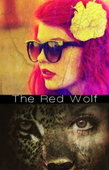 The Red Wolf by Ladyice_J