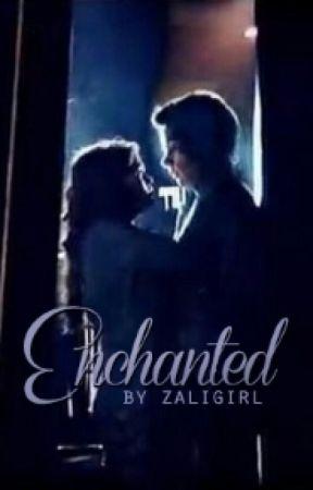 Enchanted - A Stydia / Jily AU - Teen Wolf by Zaligirl