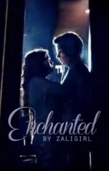 Enchanted - A Stydia / Jily AU - Teen Wolf