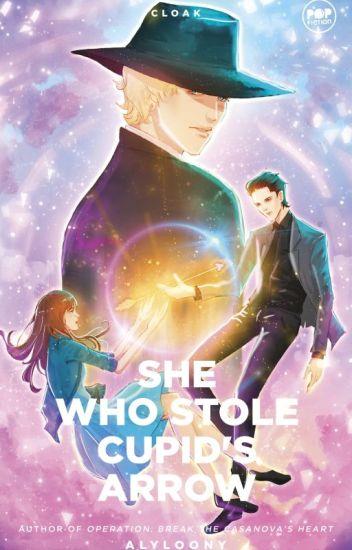 She Who Stole Cupid's Arrow